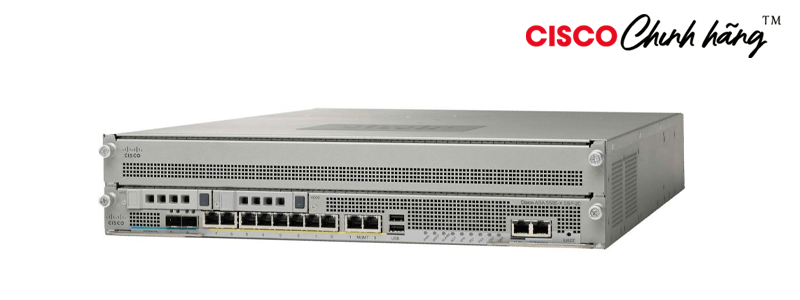 ASA5585-S40-K8 ASA 5585-X Chassis with SSP40,6GE,4SFP+,2GE Mgt,1 AC,DES