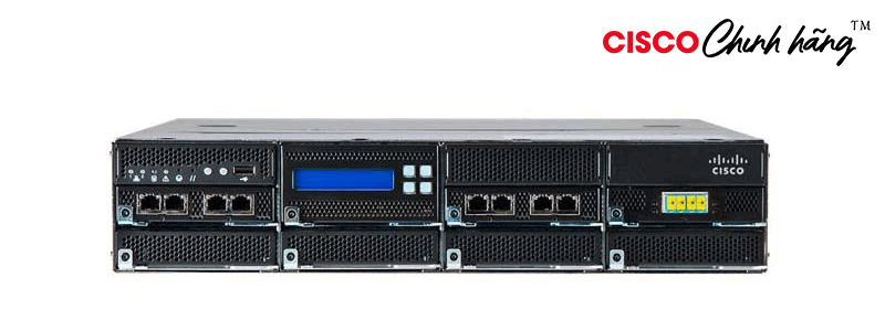 FP8370-K9 Cisco FirePOWER 8370 Chassis, 6U, 5 Slots (40Gbps Ready)