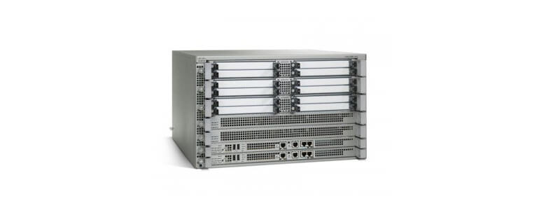 ASR1006 Chassis, Dual P/S