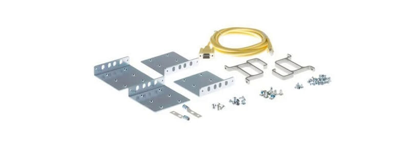 C9606-ACC-KIT= Cisco Catalyst 9600 Series 6 slot chassis Accessory Kit