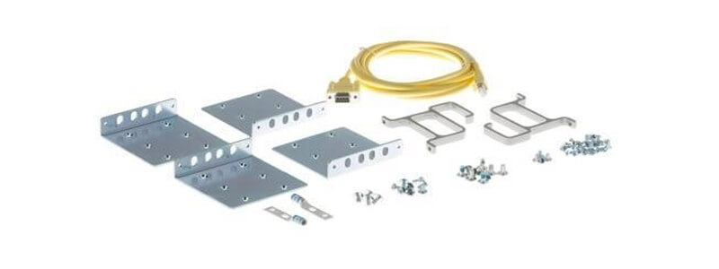 C9606-FB-23-KIT= Cisco Catalyst 9600 Series 6 slot chassis Front to Back Kit