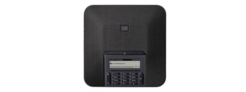 CP-7832-3PW-NA-K9 Cisco 7832 Conference Phone for MPP with PSU for NA