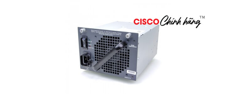 PWR-C45-2800ACV Catalyst 4500 2800W AC Power Supply (Data and PoE)