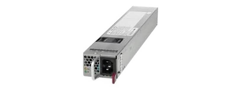 PWR-C3-750WAC-R 750W AC Config 3 Power Supply front to back cooling